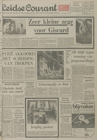 Leidse Courant 1974-05-20