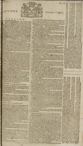 Leydse Courant 1773-06-11