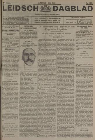 Leidsch Dagblad 1935-06-01