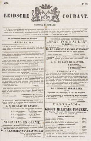 Leydse Courant 1876-01-31