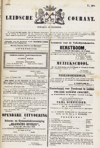 Leydse Courant 1876-12-26