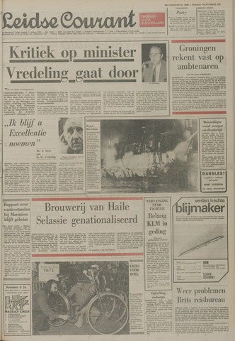 Leidse Courant 1974-09-06