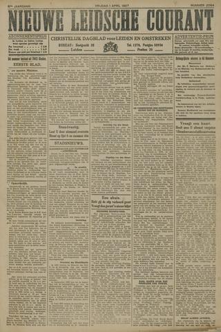 Nieuwe Leidsche Courant 1927-04-01