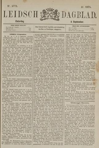 Leidsch Dagblad 1875-09-04