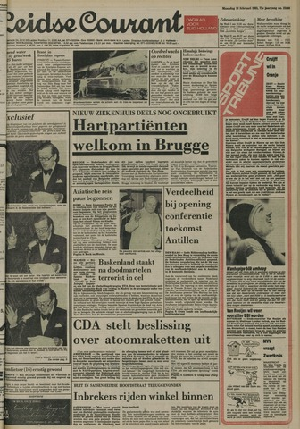 Leidse Courant 1981-02-16