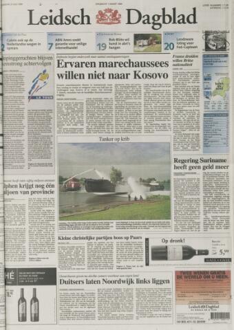 Leidsch Dagblad 1999-07-21