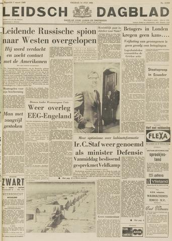Leidsch Dagblad 1963-07-12