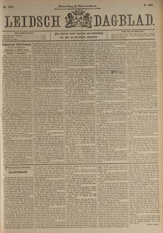 Leidsch Dagblad 1897-11-02