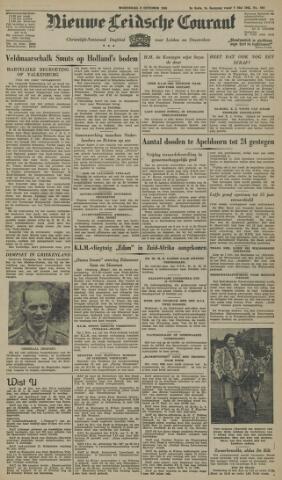 Nieuwe Leidsche Courant 1946-10-09