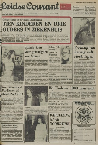 Leidse Courant 1977-06-16