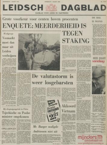 Leidsch Dagblad 1973-03-01