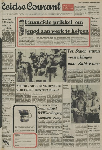 Leidse Courant 1976-08-20