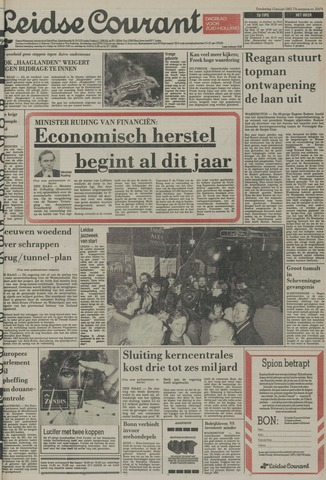 Leidse Courant 1983-01-13