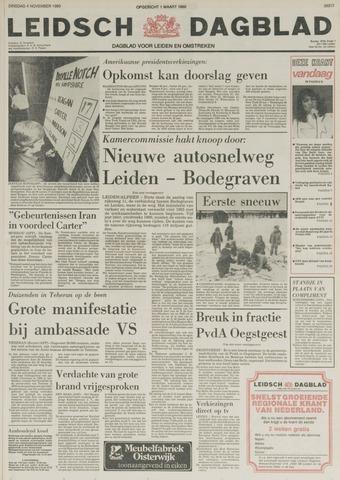 Leidsch Dagblad 1980-11-04