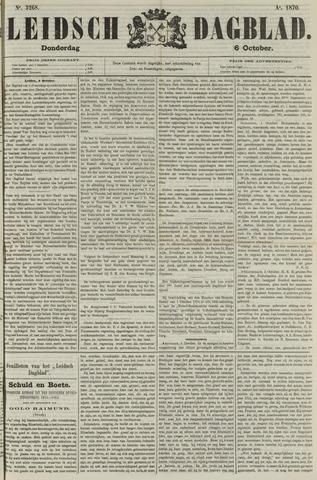 Leidsch Dagblad 1870-10-06