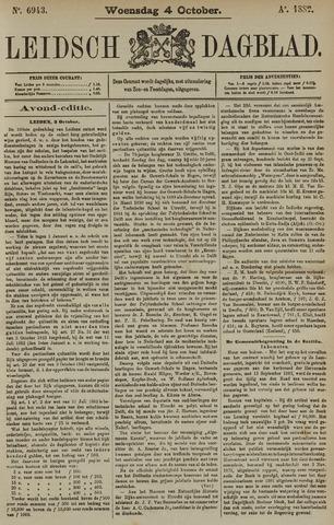 Leidsch Dagblad 1882-10-04