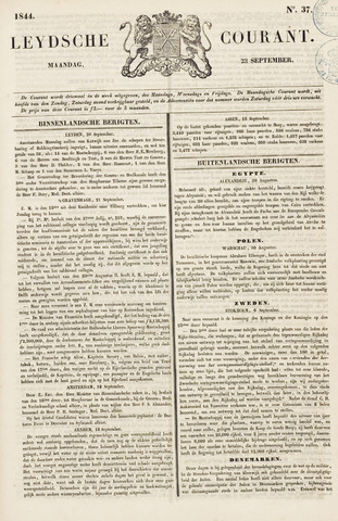 Leydse Courant 1844-09-23