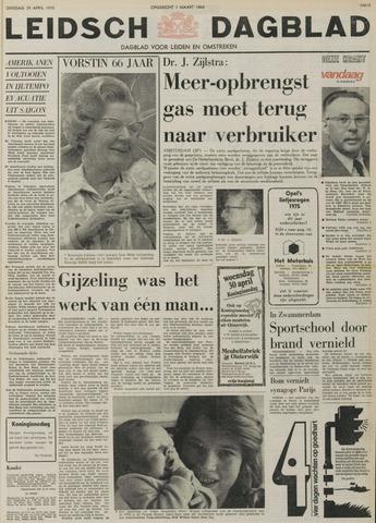 Leidsch Dagblad 1975-04-29
