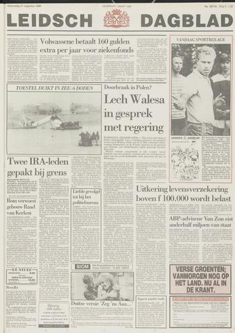 Leidsch Dagblad 1988-08-31