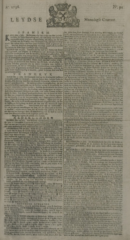 Leydse Courant 1736-07-30