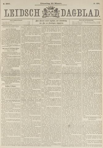 Leidsch Dagblad 1894-03-13