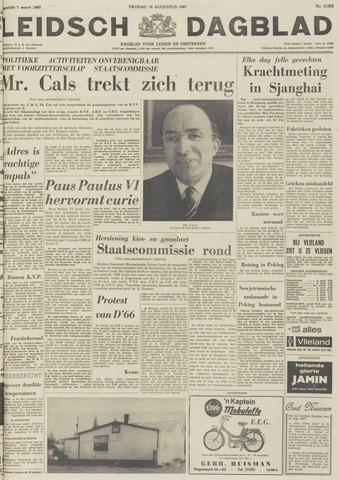 Leidsch Dagblad 1967-08-18