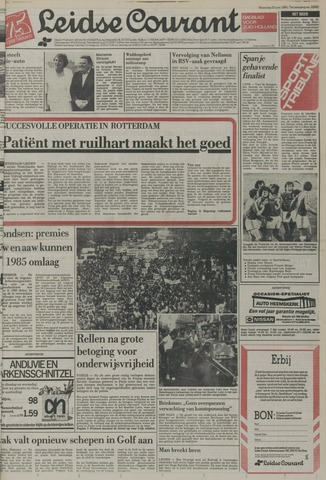 Leidse Courant 1984-06-25