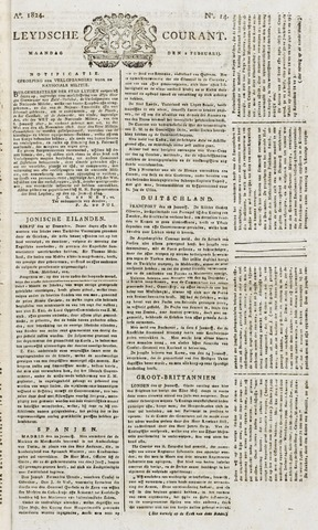 Leydse Courant 1824-02-02