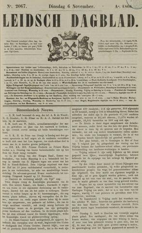 Leidsch Dagblad 1866-11-06