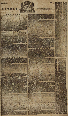 Leydse Courant 1752-03-15