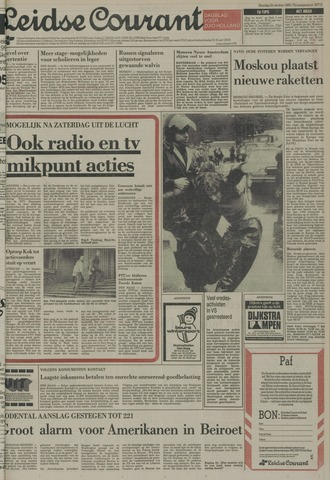 Leidse Courant 1983-10-25