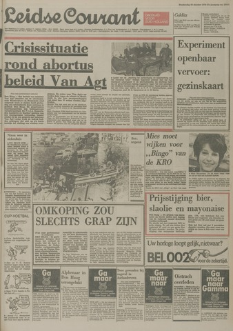 Leidse Courant 1974-10-24