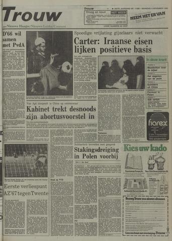 Nieuwe Leidsche Courant 1980-11-03