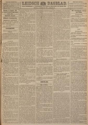 Leidsch Dagblad 1923-08-22