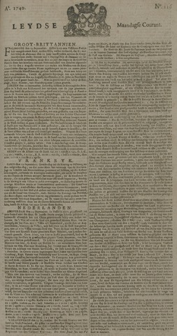 Leydse Courant 1740-09-26
