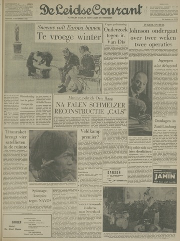 Leidse Courant 1966-11-04
