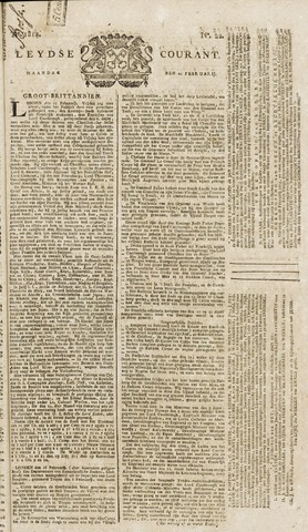 Leydse Courant 1814-02-21