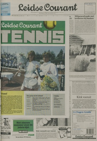 Leidse Courant 1992-03-28