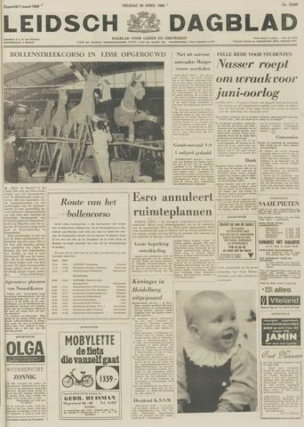 Leidsch Dagblad 1968-04-26