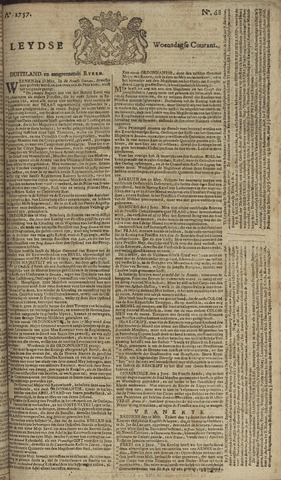 Leydse Courant 1757-06-08