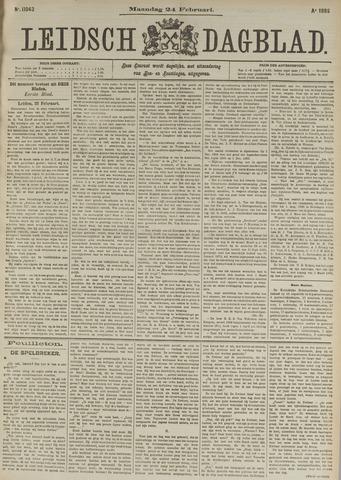 Leidsch Dagblad 1896-02-24