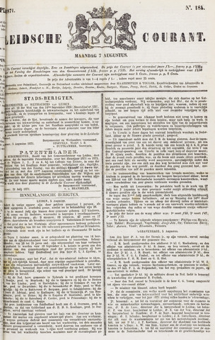 Leydse Courant 1871-08-07