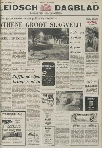 Leidsch Dagblad 1973-11-17