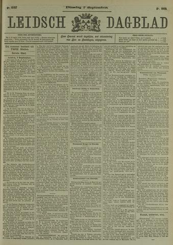 Leidsch Dagblad 1909-09-07