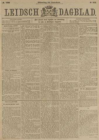 Leidsch Dagblad 1902-10-21