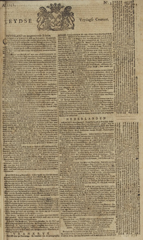 Leydse Courant 1758-01-06
