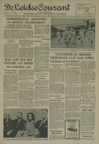 Leidse Courant 1964-03-05