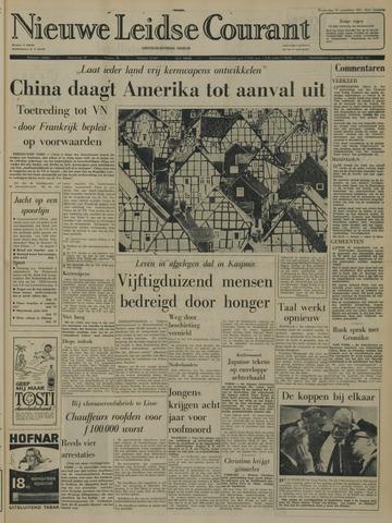 Nieuwe Leidsche Courant 1965-09-30