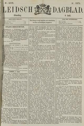 Leidsch Dagblad 1873-07-08