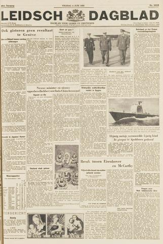 Leidsch Dagblad 1954-06-04